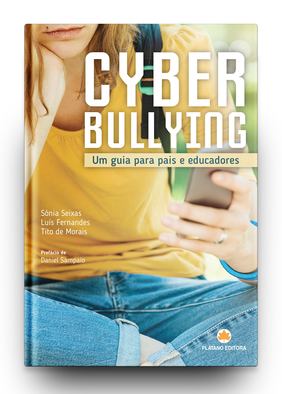 Capa do livro CyberBullying